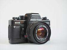 Praktica BCS electronic mit Carl Zeiss Jena P 1:1,8 50 mm