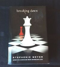 Breaking Dawn By Stephanie Meyer From The Twilight Saga-Book 4 (2008, Hardcover)