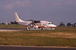 Capital Short SD3-60-300 G-CPTL, 7.89, Colour Slide, Aviation Aircraft