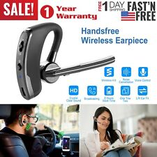 Wireless Headset Stereo Headphone Earphone Sport Hands-free W/Mic Universal
