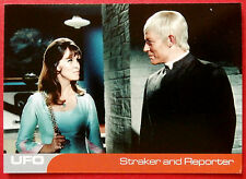 UFO - Card #20 - Straker and Reporter - Unstoppable Cards Ltd 2016