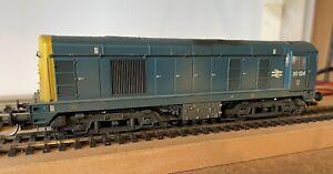 Bachmann 32-038DS Class 20 BR Blue DCC Loksound v4 with lights driver & supercap