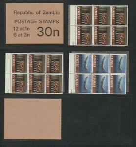 Africa - Mint Never Hinged Stamps - Zambia.