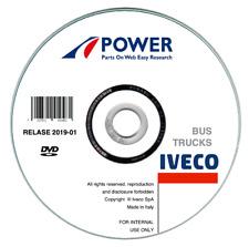 Iveco Power 2019 EPC catalogo ricambi bus & camion, spare parts catalogue