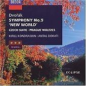 Dvorák: Symphony No. 9 'New World'; Czech Suite; Prague Waltzes (CD 1995)