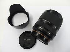 SONY DT 18-135 mm SAM Objektiv für SONY A-Mount Kameras gebraucht