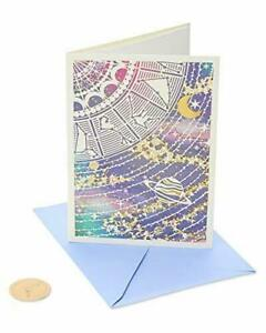 Gorgeous PAPYRUS Greeting Card  Blank  All Occasions (Constellation)