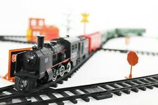 RAIL KING 19032-2 CLASSICAL TRAIN LOCAMOTIVE CHILDREN TOY TRAIN SET 78CM X 181CM