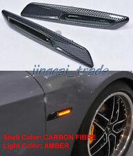 2x Led Fender Turn signal Side Marker Light For BMW 1 & 3 serial E90 E91 E92 E93