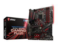 MSI MPG Intel Z390 Gaming Plus ATX DDR4-SDRAM Motherboard