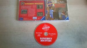 ENID BLYTON THE FAMOUS 5 DANGEROUS DISCOVERY - PC GAME - ORIGINAL JC EDITION