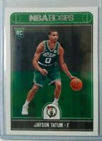 Jayson Tatum 2017-18 Panini NBA Hoops RC #253 Rookie Super hot invest now hot rc