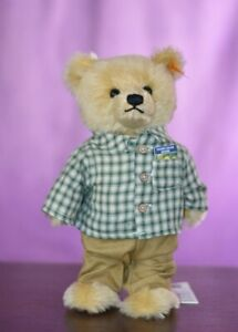 Steiff 690471 Classic Standing Bear Tagged