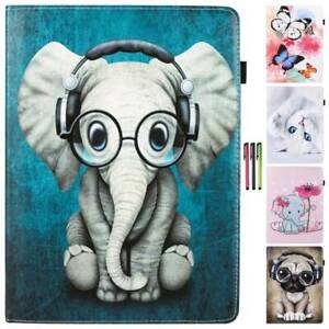 """Rotating Leather Case Cover For Samsung Galaxy Tab 8.0/9.6/9.7/10.1/10.5"""" Tablet"""