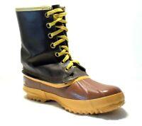 Vintage Sorel Arctic Pac Boot Snow Duck Boots Kaufman Canada Women's Size 8
