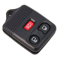 3 Buttons Remote Case Shell FOB compatible with Ford Freestar 2004 2005 2006