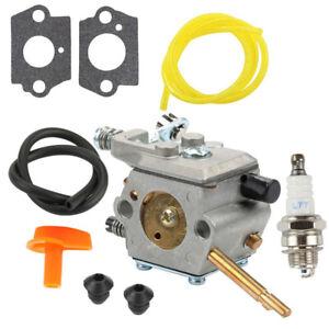 Carburetor Kit fit Stihl FS48 FS52 FS62 FS66 FS81 FS86 FS88 FS106 H24D BR400