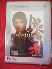 Onimusha:Warlords para playstation 2