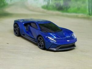 Hot Wheels '17 Ford GT Race Car - Excellent Condition