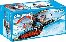 Playmobil 9500 Family Fun Snow Plow