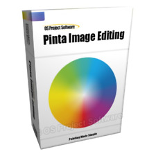 PINTA DIGITAL IMAGE PHOTOGRAPHY 2018 PHOTO EDITOR EDITING SOFTWARE