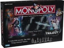 Monopoly Star Wars Original Trilogy Edition Parts - Money, Hotels, Cards, U Pick