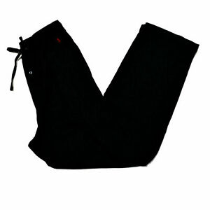 Polo Ralph Lauren Mens Sweatpants Pony Logo Drawstring Black Casual New Prl S M