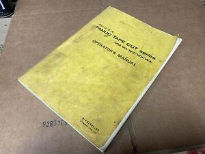 Fanuc Tape Cut Operator's Manual Series W0 W1 W2 W3 W4 B-68284E/02 FAST SHIPPING