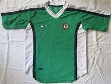 NIGERIA 1998/1999/2000 HOME FOOTBALL SHIRT JERSEY CAMISETA NIKE OKOCHA ERA