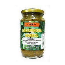 Curry Leave/Karapincha Sambol 350g Bottle - (Free UK Post )