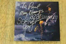 Scarce Signed The Seeker [Digipak]-Azar Lawrence (CD, 2014, Sunnyside Comm.)