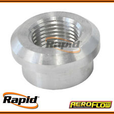 "Weld-On Aluminium Female NPT Fitting 1"" NPT Aeroflow AF998-12D"