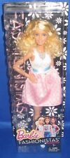 BARBIE COLLECTOR  FASHIONISTAS BARBIE DOLL #14 POWDER PINK, NEW