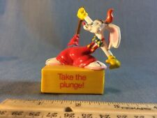 1987 Disney Amblin Who Framed Roger Rabbit PVC Figure Novelty Crate Plungers
