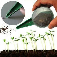 2019 Garden Plant Seed Dispenser Sower Planter Dial Adjustable Starter Seeder