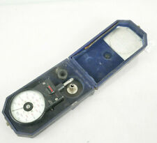 London Smiths Tachometer Speed Indicator 0 - 10000 RPM Industrial Instruments