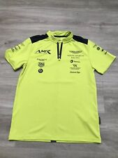 Aston Martin Racing Team Polo Shirt 2018 Size S