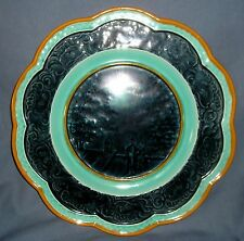 WEDGWOOD C1872 MAJOLICA PICTURE PLATE