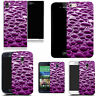 art case cover for All popular Mobile Phones - purple rain water droplet silicon