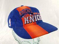 NBA New York Knicks Sports Specialties Two Toned Snapback Cap Hat Vintage rare