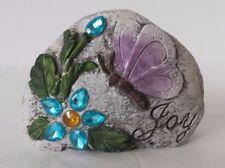 Joy Butterfly Rock Stone