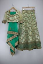 Anjaani Brand Indian Wedding Lehenga Choli Size (M) Brand New