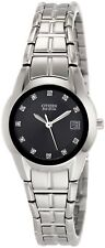 NEW CITIZEN ECO-DRIVE EW1410-50E WOMENS STAINLESS STEEL WATCH Model