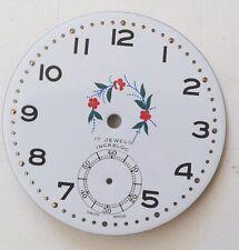 Eaglestar -Arnex pocket watch dial for UT- 6498 Movement  38.6 mm