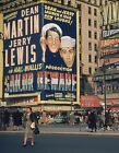 New York Time square Vintage Photo print canvas choose your size!