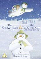 The Snowman / The Snowman and the Snowdog [DVD] [1982][Region 2]