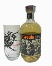 TEQUILA ESPOLON REPOSADO CL.70 CON BICCHIERE