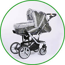Harmatex Regenverdeck für Kinderwagen mit Schwenkschieber 800700