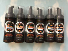 LOT(6) BARLOW'S WATERLESS MEN'S SHAMPOO NO RINSE SHAMPOO  5.5 OZ