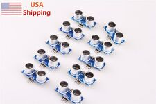 10 x HC-SR04 Ultrasonic Distance Measuring Transducer Sensor for Arduino